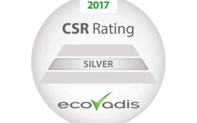 Quanteam rewarded by Ecovadis for its CSR measures